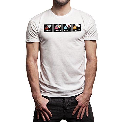 Pixels-Ghost-Culture-Background.jpg Herren T-Shirt Weiß