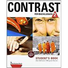 Contrast For Bachillerato 2. Student's Book - 9789963485277