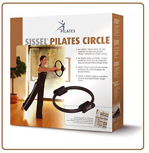 Pilates Circle - SISSEL Training - inkl. Übungsposter **NEU