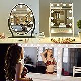 Best Makeup Lights - TIMESETL LED Vanity Mirror Lights Kit,Makeup Lights Review