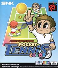 POCKET TENNIS COLOR NEO GEO POCKET COLOR