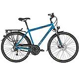 28'pollici Hendricks TS 850Gents Trekking Bike bici da uomo, croce ruota da uomo, 48 cm