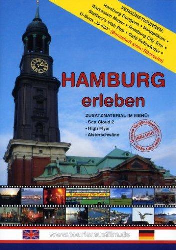 Preisvergleich Produktbild Hamburg erleben (+ Gutscheinheft)