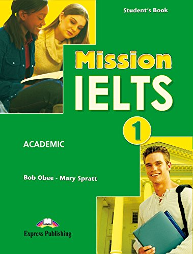 Mission IELTS B2 Student's Pack