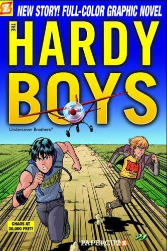 hardy-boys-19-chaos-at-30000-feet-hardy-boys-graphic-novels