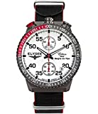 Elysee Reloj los Mujeres GRAF Berghe Von Trips Rally Timer I Cronógrafo 80517WN