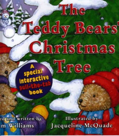 The teddy bears' Christmas tree