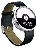 DM360Wearables reloj inteligente, bluetooth4.0/llamadas manos libres/monitor de frecuencia cardíaca/actividad