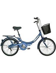 """Bicicleta de paseo Gotty VOGUE 20.1, 20"""", 1 velocidad, para todas las edades a partir de 10 años."""