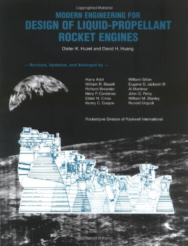 Modern Engineering for Design of Liquid Propellant Rocket Engines (Progress in Astronautics & Aeronautics) (Engine Liquid Rocket)