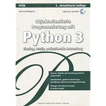 Objektorientierte Programmierung mit Python 3