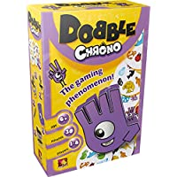 "Asmodee Editions ASMDOBCH01EN ""Dobble Chrono"" Game"