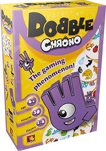 Asmodee-Editions-ASMDOBCH01EN-Juego-Dobble-Chrono