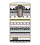 PrintVisa Designer Back Case Cover for LG G4 :: LG G4 Dual LTE :: LG G4 H818P H818N :: LG G4 H815 H815TR H815T H815P H812 H810 H811 LS991 VS986 US991 (Zigzag Triangle Dotted Patten )