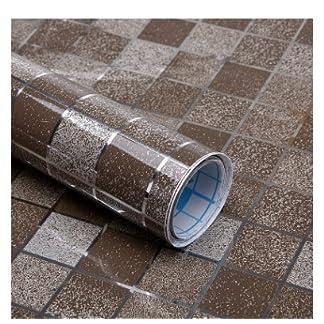 SimpleLife Práctico Creativo Impermeable 1 M Cintura Línea Etiqueta de La Pared Línea de Cintura Línea Baño Adhesivo PVC atuajes de Pared JUP
