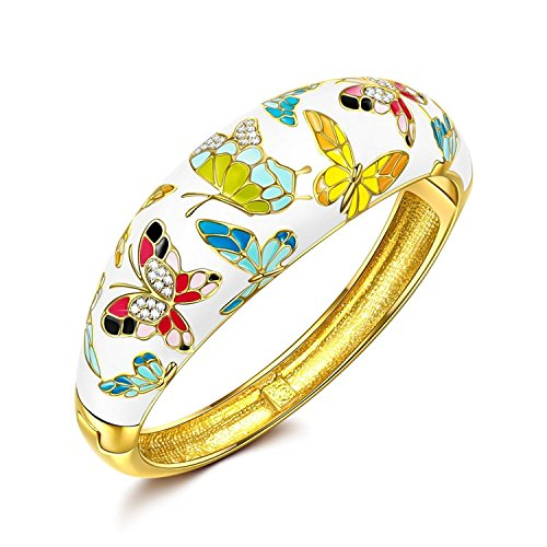 Joyeria Mariposa del esmalte Primavera
