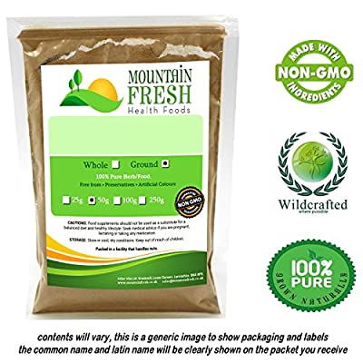 Turmeric Curcuma longa Loose Herb Ground 50g FREE UK Delivery from Mountain Fresh