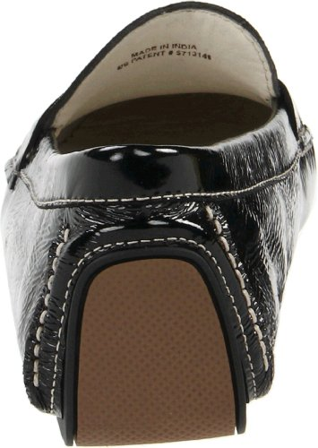 Cole Haan Air Sadie Driving Loafer Black Patent