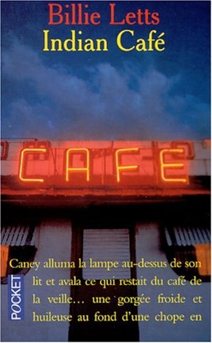 Indian café par Billie Letts
