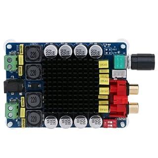 Generic TDA7498 Klasse D2 x 100W Dual Kanal Audio Stereo Digital Power Verstärker Brett AMP Amplifier Board DC 15-34V