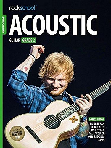 Acoustic Guitar Grade 2 (Rockschool Acoustic Guitar)