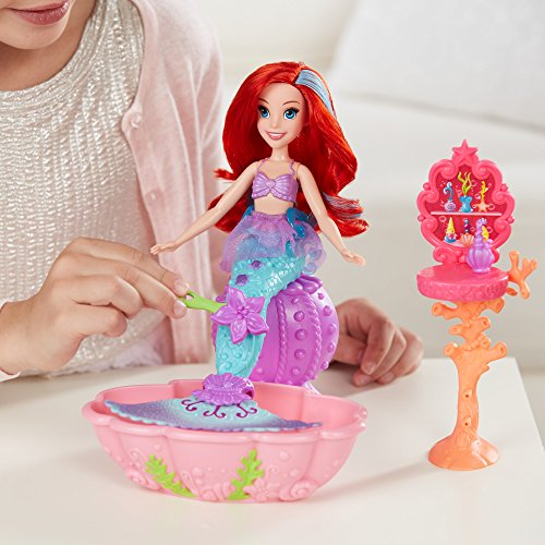 Disney Princess - Muñeca SPA de Ariel Multicolor (Hasbro C0539EU4)