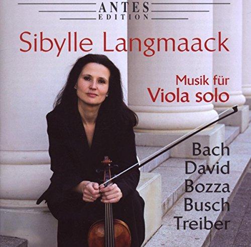 Musik für Viola Solo