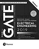 #8: Previous Years' Solved Question Papers: GATE Electrical Engineering, 2019 by Pearson