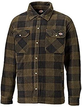 Dickies Shirt Portland Hemd Khaki-XL