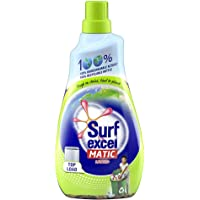 Surf Excel Matic Top Load Liquid, Specially Designed For 100% Tough Stain Removal In Top Load Machines, 1.02 L