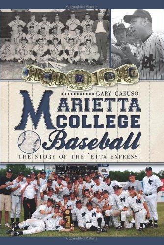 Marietta College Baseball:: The Story of the 'Etta Express (Sports) by Gary Caruso (2012-03-11) (Baseball Express)