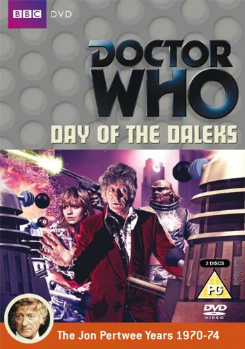 Doctor Who - Day of the Daleks DVD - A classic story ft. Jon Pertwee as the third Doctor