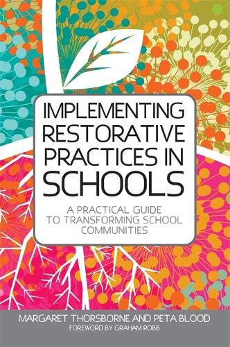 Implementing Restorative Practice in Schools Cover Image