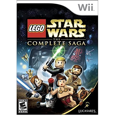 Lego Star Wars: The Complete Saga - Nintendo Wii by LucasArts