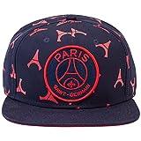 Offizielle Baseball-Cap Paris St. Germain, verstellbare Größe, Fußball, Ligue 1