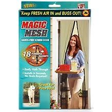 Magnetico porta tenda rete zanzariera Magic Mesh - Magico Protezione