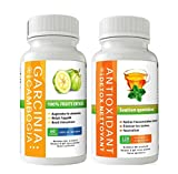 GBSci Garcinia Cambogia Et Antioxydant Desintoxiquant Netoyant