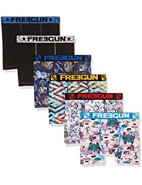 Freegun Packx6, Boxer Homme, ( lot de 6 )