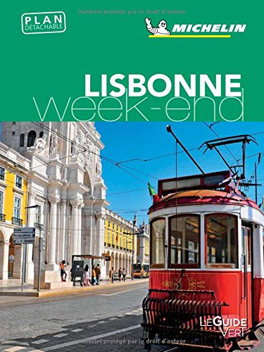 Guide Vert Weekend Lisbonne Michelin
