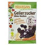 Biovegan Gelierzucker ohne Kochen - Bio - 8 x 115g