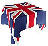 2 X Union Jack Plasticloth Tablecloth - 137cm x 182cm - Perfect Jubilee Accessory!