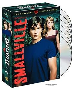 Smallville - Season 4 - Import Zone 2 UK (anglais uniquement) [Import anglais]