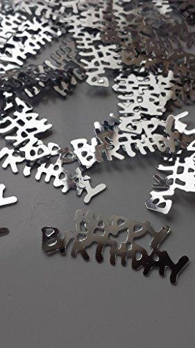 50 Stück schöne HAPPY BIRTHDAY