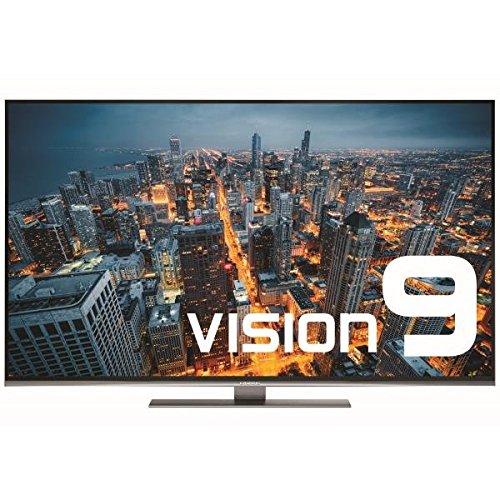 Grundig 65 VLX 9681 SP 65 4K Ultra HD 3D Smart TV Wi-Fi Silver LED TV - LED TVs (165.1 cm (65),