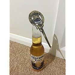 Premium calidad # de la mano del Rey cerveza botella abridor–juego Ventilador fresco Merchandise–fielmente servir el trono–GOT–Juegos de thrones- regalo perfecto