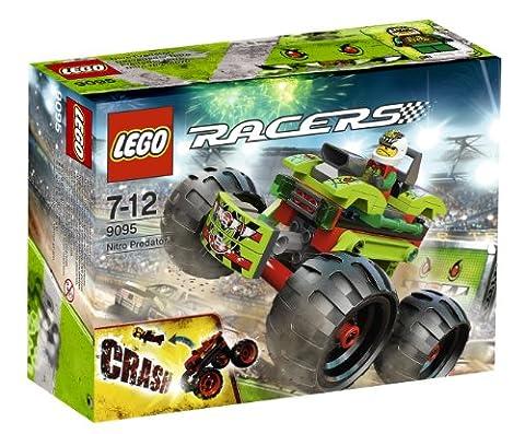 Lego 9095 Racers - Nitro Predator
