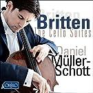 Britten : Suites pour violoncelle