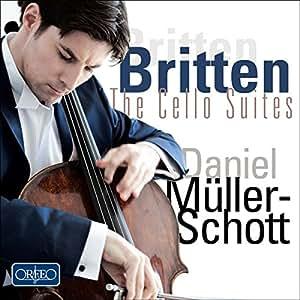 Cello Suiten