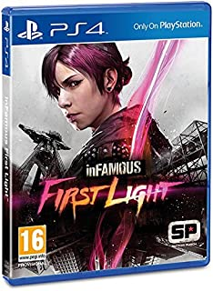 Infamous : First Light [import anglais] (B00KJFDN14) | Amazon Products
