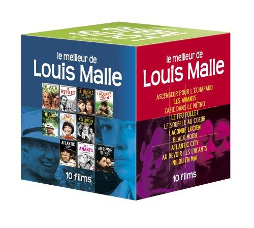 Le Meilleur de Louis Malle - Coffret 10 films